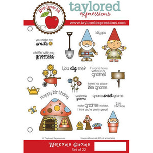 Taylored Expressions - Welcome Gnome