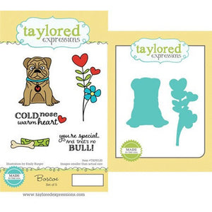 Taylored Expressions - Boscoe with Coordinating Dies