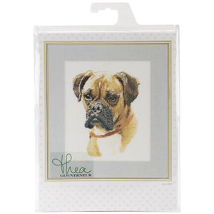Thea Gouverneur - Counted Cross Stitch Kits - Boxer