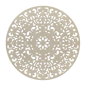 Chipboard - BB - Bouquet Doily (1pc)