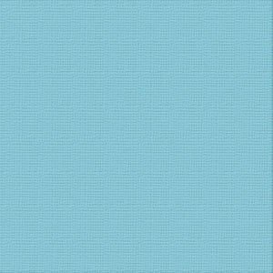 Ultimate Crafts 12x12 CARDSTOCK - COOL BREEZE (10 Sheets)