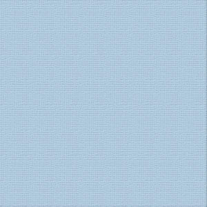 Ultimate Crafts 12x12 CARDSTOCK - BLUE DIAMOND (10 Sheets)