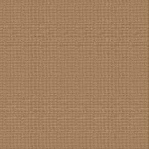 Ultimate Crafts 12x12 CARDSTOCK - MOCHA (10 Sheets)