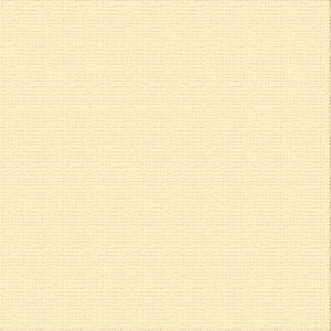 Ultimate Crafts 12x12 CARDSTOCK - FRENCH VANILLA (10 Sheets)