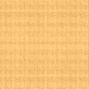 Ultimate Crafts 12x12 CARDSTOCK - MARIGOLD (10 Sheets)