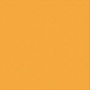 Ultimate Crafts 12x12 CARDSTOCK - BLAZING SUN (10 Sheets)