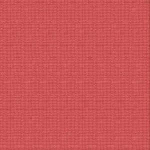 Cardstock - 12x12 - Blood Red (250gsm)