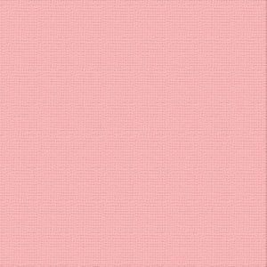 Ultimate Crafts 12x12 CARDSTOCK - CARNATION (10 Sheets)