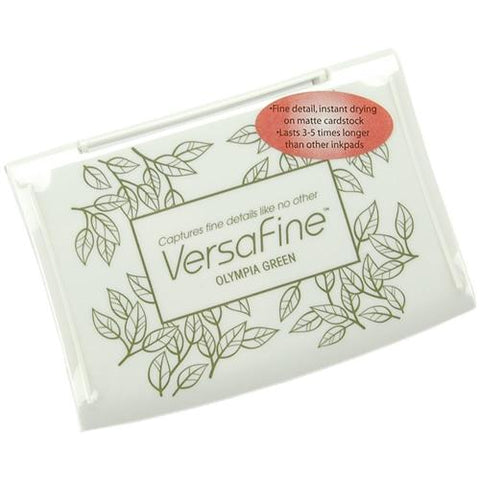 VersaFine Ink Pad - Olympic Green