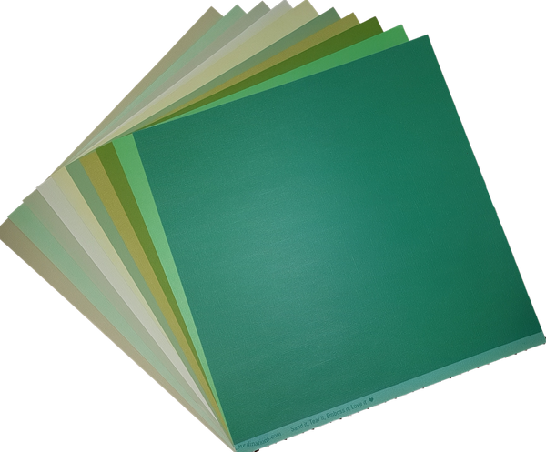 Cardstock Limited edition packs - Pack of 10 sheets