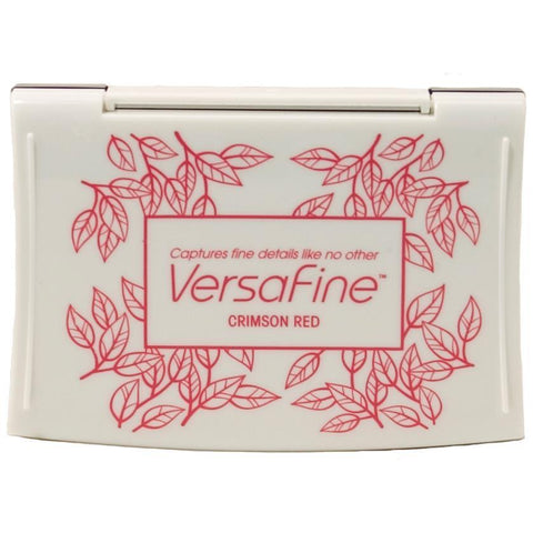VersaFine Ink Pad - Crimson Red