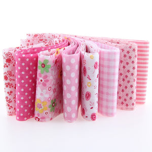 Jelly Roll from Shuan Shuo 100% Cotton - Pinks (8 pce)