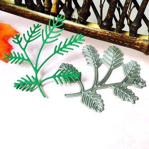 Prettyhome Tree Leaves Metal Cutting Die