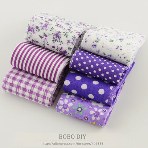Jelly Roll by Teramila 100% Cotton (7pc)