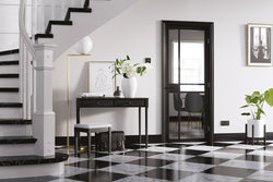LPD Greenwich Internal Door In Black