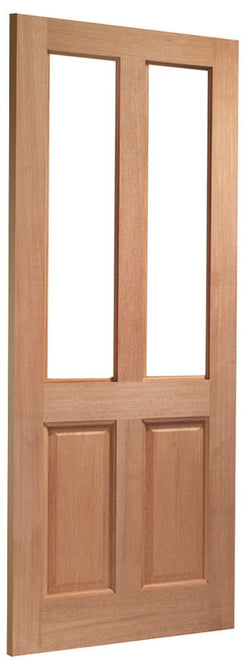 XL Joinery External Malton Hardwood Unglazed - Dowelled