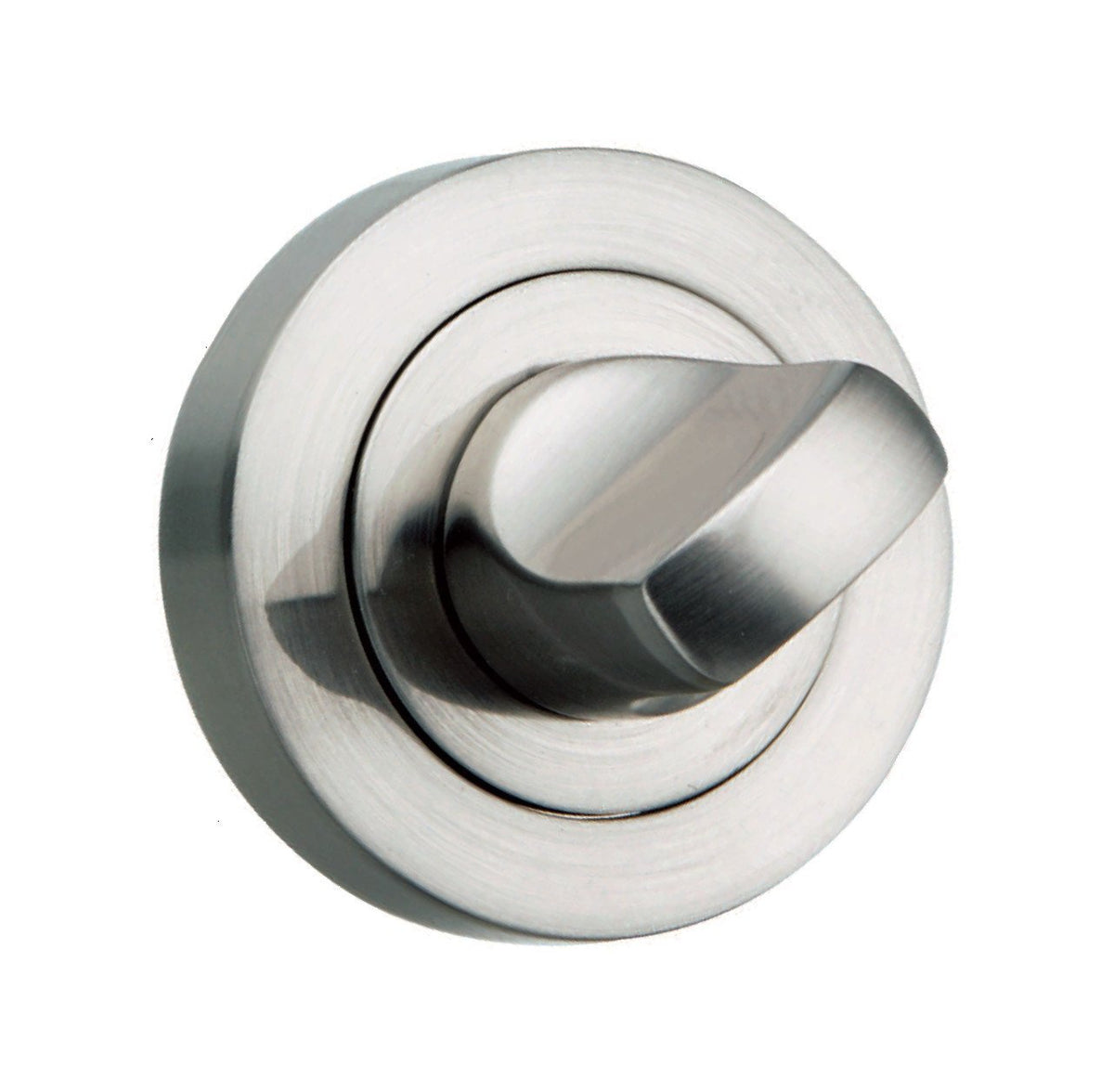 Atlantic Handles Round Rose Wc Turn And Release In A Satin