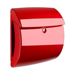 Burg-Wächter Piano 886 R Post Box in Red-Door Store Rotherham