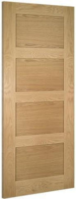 Deanta Doors Internal Coventry Oak Un-Finished Fire Door-Door Store Rotherham