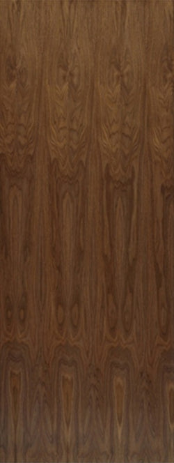 LPD Internal Flush Walnut Door Pre-Finished