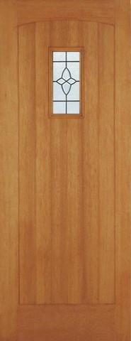 LPD External Mortice & Tenon Cottage I.G Lead Glazed Hardwood Door-Door Store Rotherham