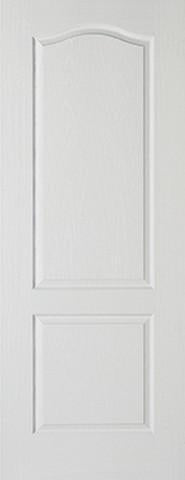 LPD Internal Classical 2 Panel White Moulded Door-Door Store Rotherham