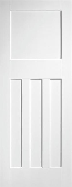 LPD Internal Dx30'S White Primed Door-Door Store Rotherham
