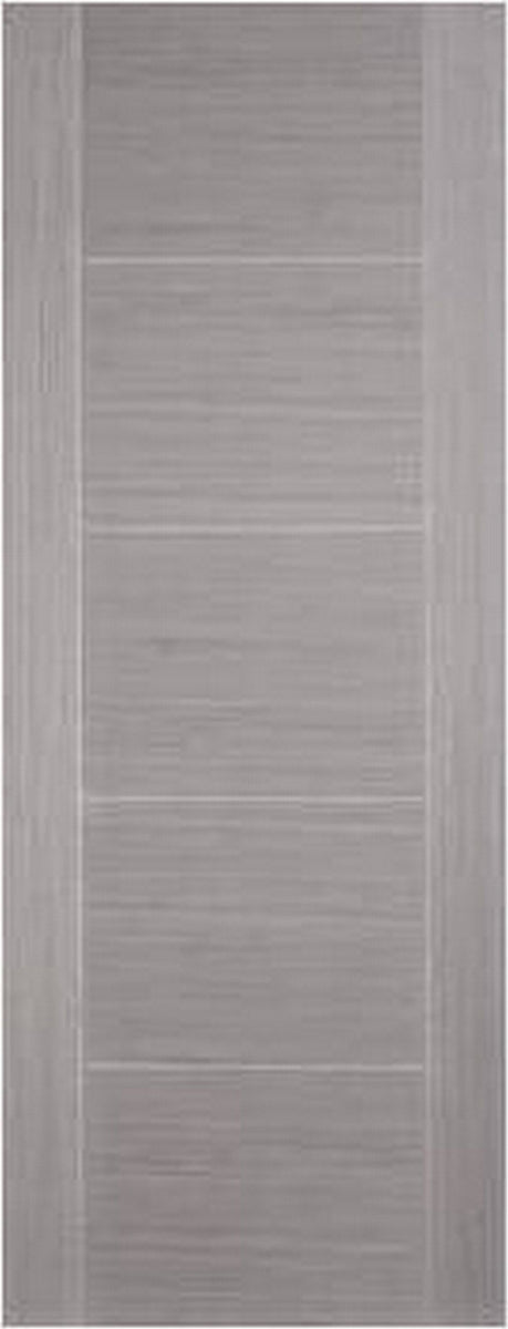 LPD Internal Light Grey Vancouver Solid Door-Door Store Rotherham