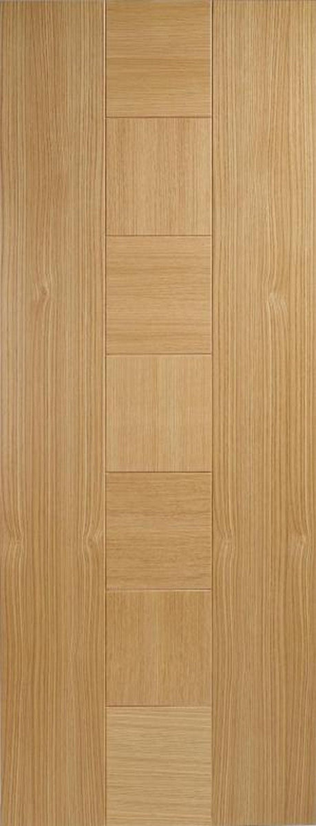 LPD Internal Oak Catalonia Fire Door-Door Store Rotherham
