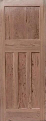 LPD Internal Pitch Pine Dx 30S Style Door-Door Store Rotherham