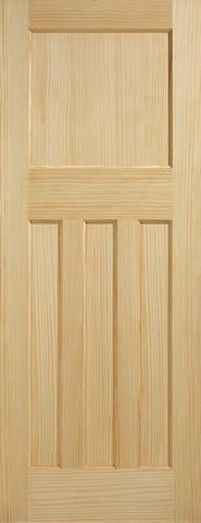 LPD Internal Radiata Pine Dx'S Door Fire Door-Door Store Rotherham