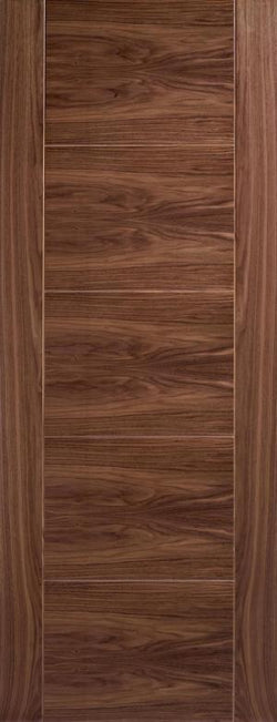 LPD Internal Walnut Vancouver Solid Fire Door-Door Store Rotherham