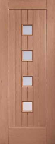 XL Joinery External Hardwood Double Glazed Siena Door-Door Store Rotherham