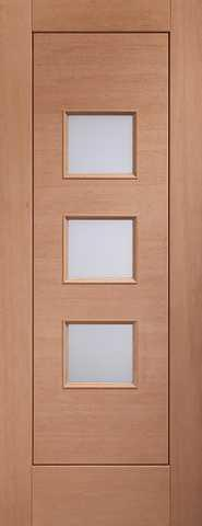 XL Joinery External Hardwood Double Glazed Turin Door-Door Store Rotherham
