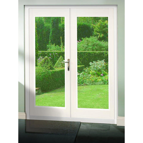 XL Joinery External Pre-Finished White La Porte French Door Set-Door Store Rotherham