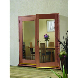 XL Joinery External Un-Finished Hardwood La Porte French Door Set-Door Store Rotherham
