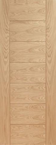 XL Joinery Internal Oak Palermo Door-Door Store Rotherham