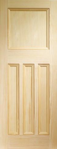XL Joinery Internal Vertical Grain Clear Pine Vine DX Door-Door Store Rotherham
