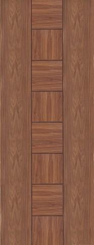 XL Joinery Internal Walnut Pre-Finished Messina Door-Door Store Rotherham