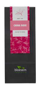 China Rose: <br>Delicaat en geurig <br>Zwarte thee