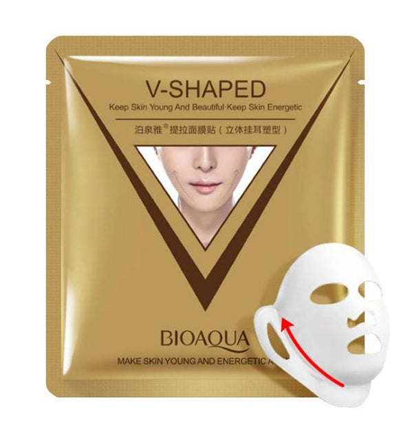 Mascarilla cara y cuello V-SHAPED