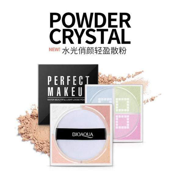 Powder Crystal