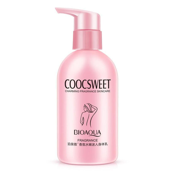 Body Lotion COOCSWEET