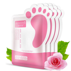 Calcetines Exfoliantes ROSE