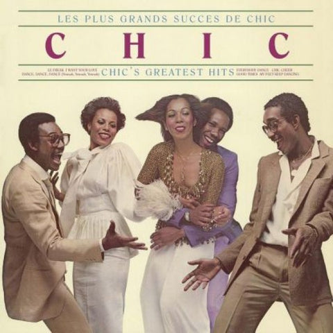 Chic - Les Plus Grands Success De Chic (Chic's greatest hits) LP - The JuicyJoint