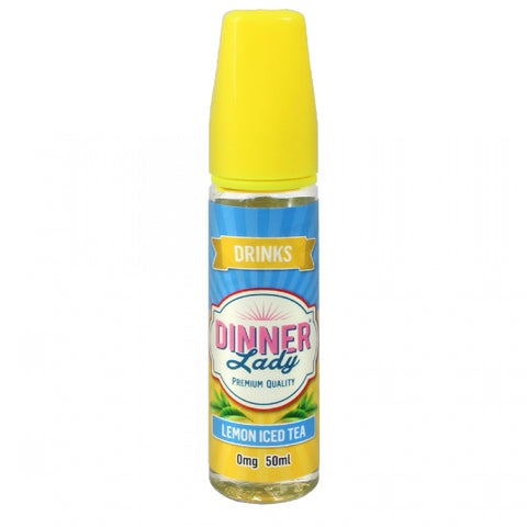 Dinner Lady - Drinks Range E-Liquid 50ml Short Fill 0mg
