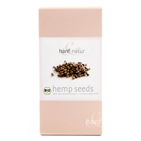 Hanf  Natur - Hemp Seeds 500g - The JuicyJoint