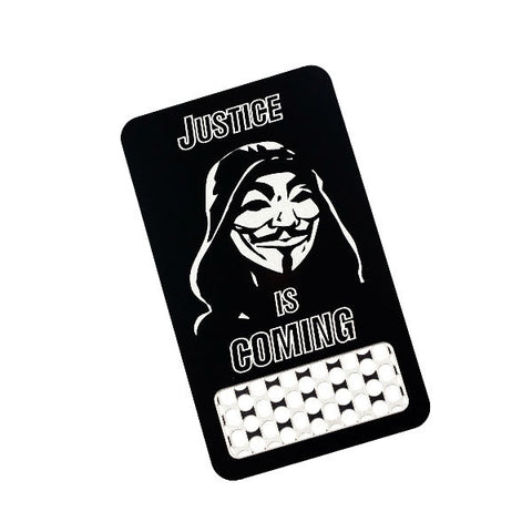 Anonymous - Credit Card Grinder