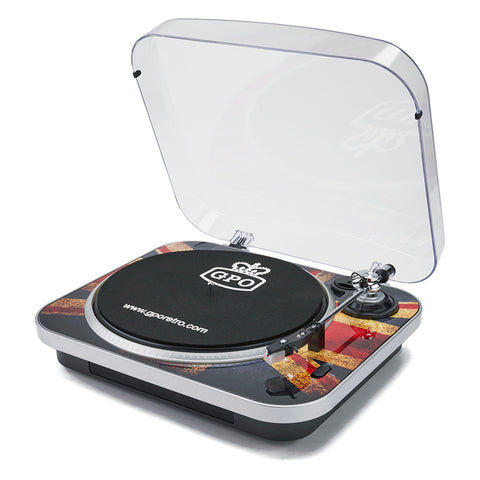 GPO Jam Turntable - The JuicyJoint