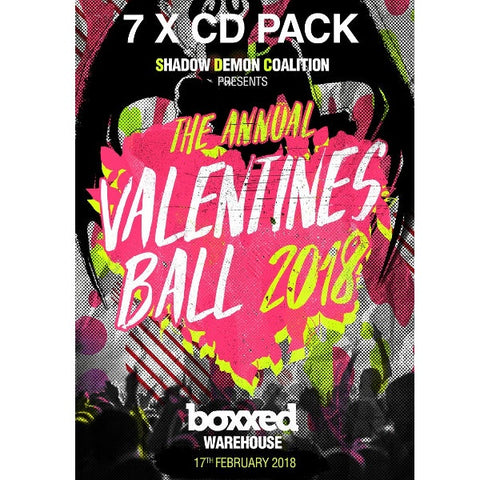 Shadow Demon Coalition - Valentines Ball 2018 CD Pack